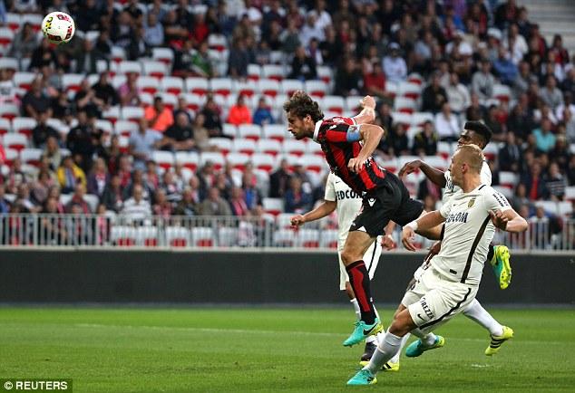 Vòng 6 Ligue 1: Balotelli lại ghi bàn, Nice đè bẹp Monaco - Ảnh 2.