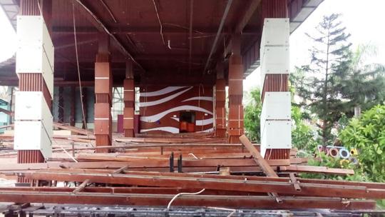 Khánh Hòa phá bỏ nhà hàng chắn tầm nhìn ra biển - Ảnh 3.
