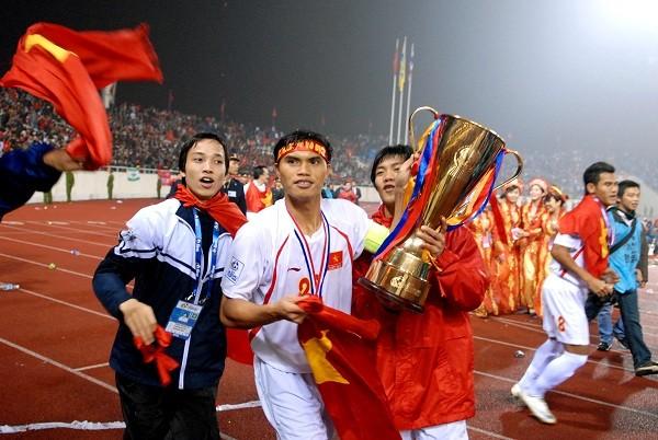 ĐỒ HỌA: ĐT Việt Nam qua các kì AFF Cup