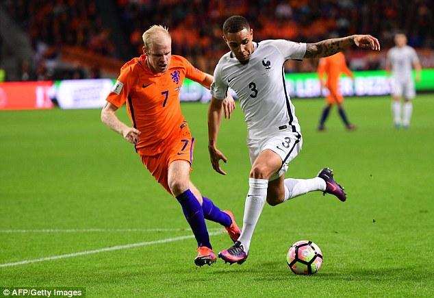 Vòng loại World Cup 2018: Pogba ghi bàn duy nhất giúp Pháp vượt qua Hà Lan - Ảnh 3.