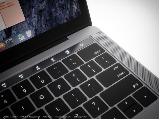 MacBook Pro mới lộ hình ảnh thực tế trước giờ G - Ảnh 2.
