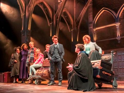 """""""Harry Potter và Đứa Trẻ bị Nguyền rủa"""" và những điểm hấp dẫn mới - Ảnh 1."""
