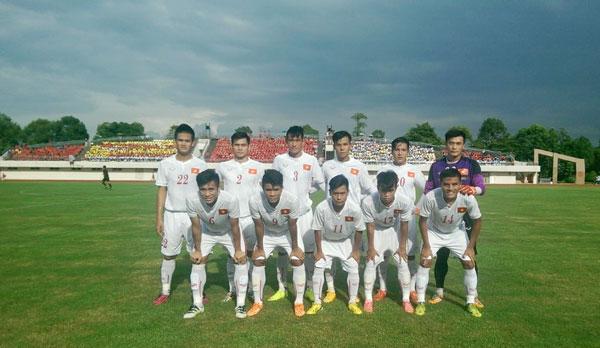 U19 Việt Nam xuất sắc đánh bại đội B của CLB số 1 Trung Quốc - Ảnh 1.