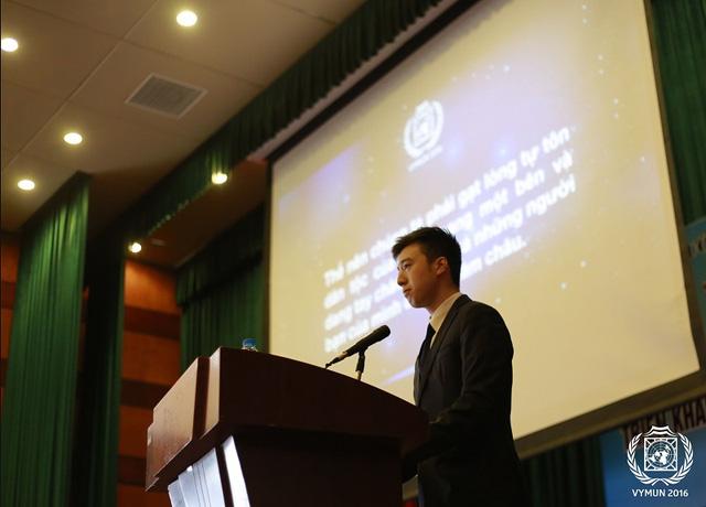 Nghiên cứu sinh tiến sĩ 9X về nước mở phòng họp Liên Hợp Quốc 2016 - Ảnh 1.