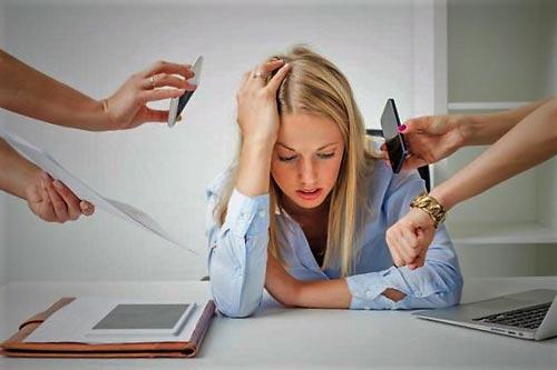Công việc không vui hại sức khỏe tuổi 40 - Ảnh 1.