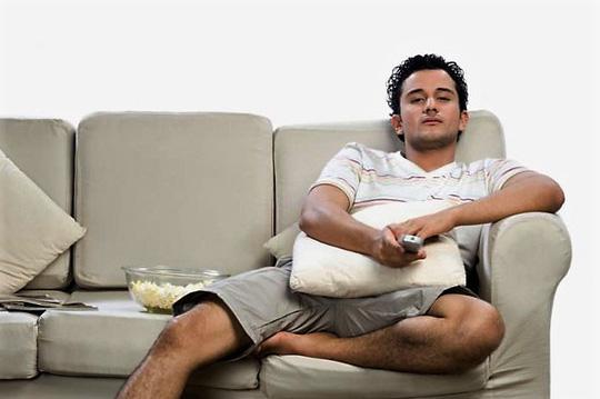 Thể dục vô ích nếu ngồi lâu một chỗ - Ảnh 1.