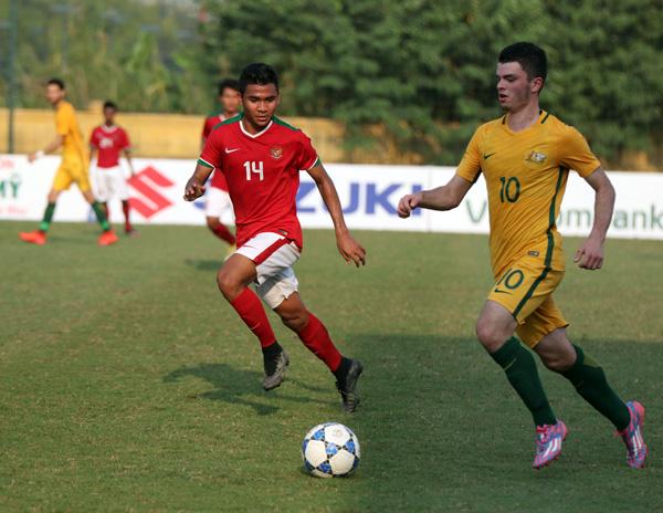 U19 Đông Nam Á 2016: Australia và Thái Lan thắng trận thứ 3 liên tiếp - Ảnh 1.
