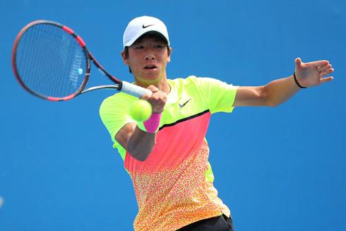 Tay vợt Hàn Quốc vô địch giải Việt Nam F1 Futures  - Ảnh 1.