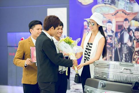 Ngọc Hân làm giám khảo cuộc thi Hoa hậu tại Nhật Bản - Ảnh 1.