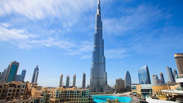 Những sự thật thú vị về tòa nhà cao nhất thế giới - Ảnh 1.