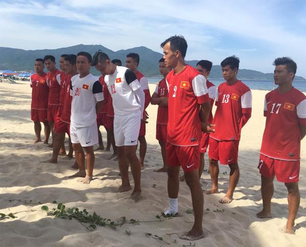 Lịch thi đấu ABG 5-2016 ngày 25/9: Việt Nam sẽ có huy chương ngày mở màn? - Ảnh 1.