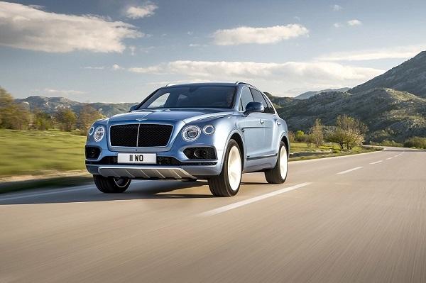 Bentley Bentayga trình làng phiên bản máy dầu - Ảnh 1.