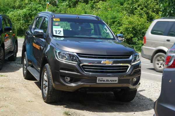Chevrolet Trailblazer 2017 sắp về Việt Nam - Ảnh 1.