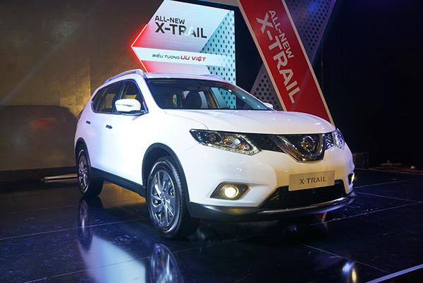 Nissan X-Trail 2016 giá từ 998 triệu đồng - Ảnh 1.