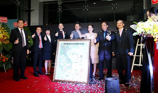 GM Việt Nam mở thêm đại lý Chevrolet 3S thứ 22 - Ảnh 1.
