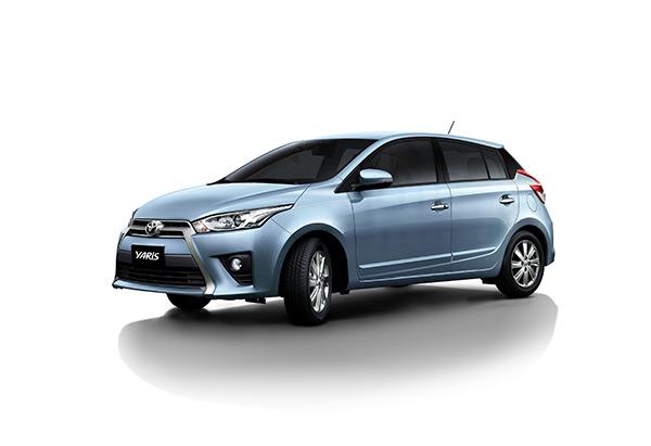 Toyota Yaris 2016 về Việt Nam với giá từ 636 triệu đồng - Ảnh 1.
