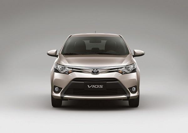 Toyota Vios 2016 giá cao nhất 622 triệu - Ảnh 1.
