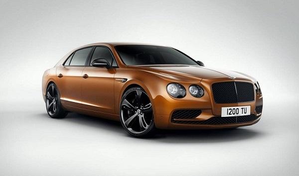 Hé lộ thông tin về Bentley Flying Spur W12 S 2017 - Ảnh 1.