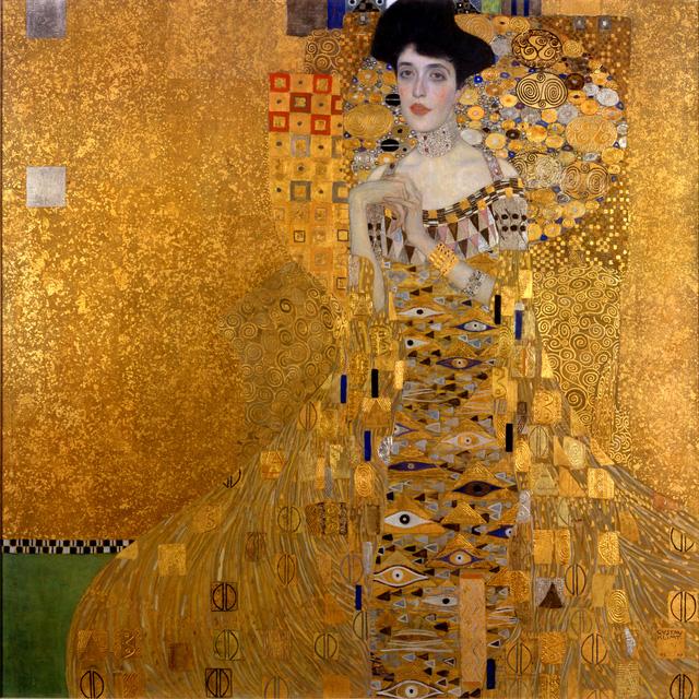 """Nhan sắc bí ẩn của """"người đẹp vàng ròng"""" nổi danh lịch sử hội họa - Ảnh 1."""