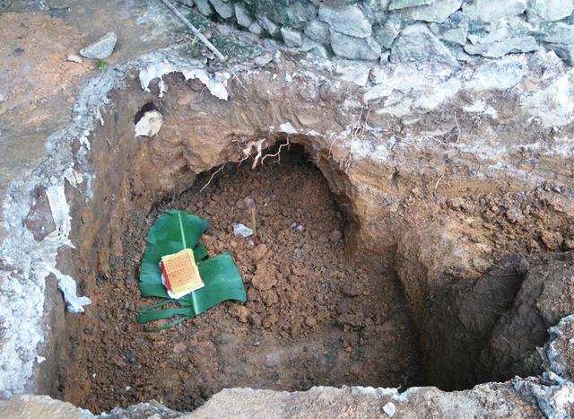 Phát hiện trống đồng cổ trong khu vực Di sản thế giới Thành Nhà Hồ - Ảnh 1.