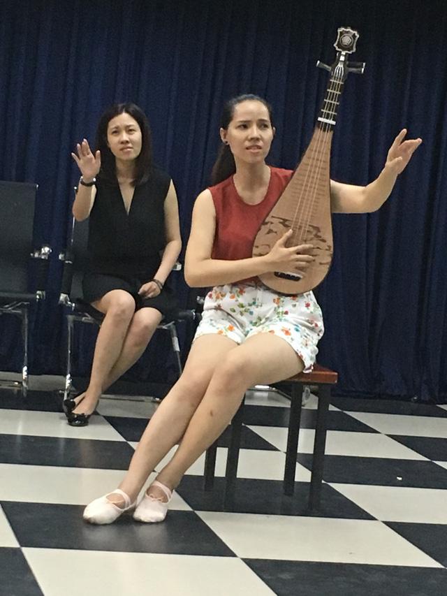 Lần đầu tiên Việt Nam có vở nhạc kịch được đầu tư nửa triệu USD - Ảnh 1.