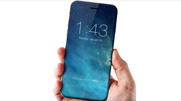 iPhone 8 sẽ có sự khác biệt hoàn toàn? - Ảnh 1.
