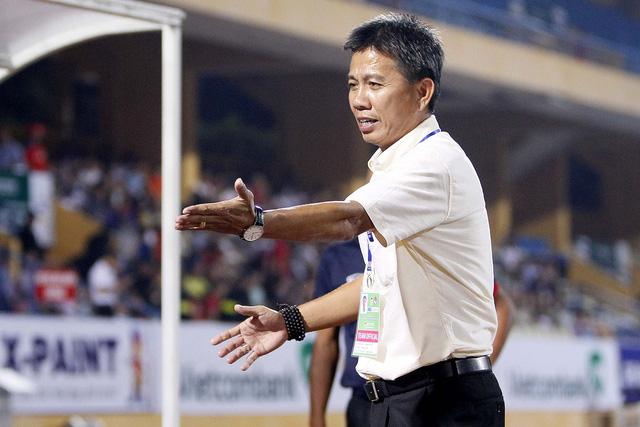 HLV Hoàng Anh Tuấn lần đầu hài lòng với U19 Việt Nam - Ảnh 1.