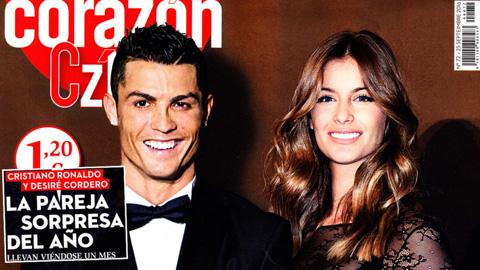 C.Ronaldo hẹn hò với cựu Hoa hậu Tây Ban Nha - Ảnh 1.