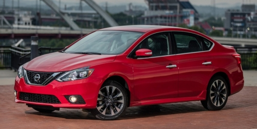 Nissan Sentra nâng cấp phiên bản mới - Ảnh 1.