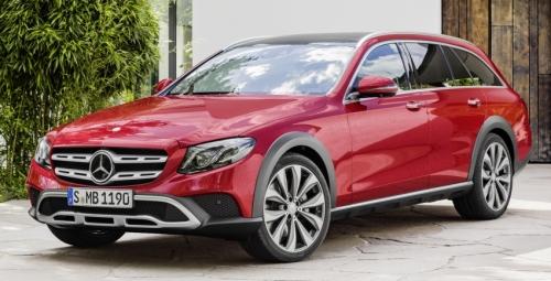 Mercedes-Benz E-Class All-Terrain - Xe offroad dành cho gia đình - Ảnh 1.