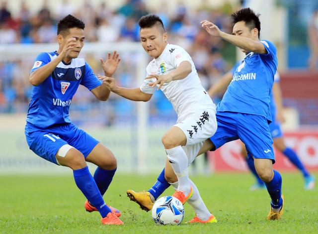 An ninh soi tiêu cực ở vòng cuối V-League - Ảnh 1.