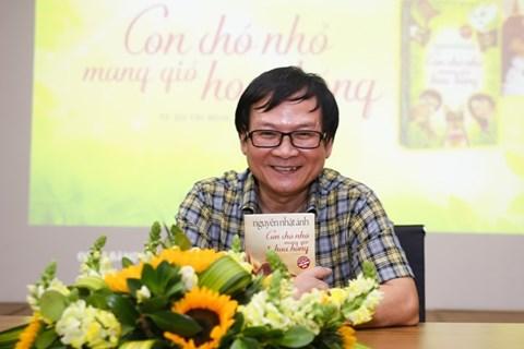 Sách mới của Nguyễn Nhật Ánh sẽ in 80.000 bản - Ảnh 1.