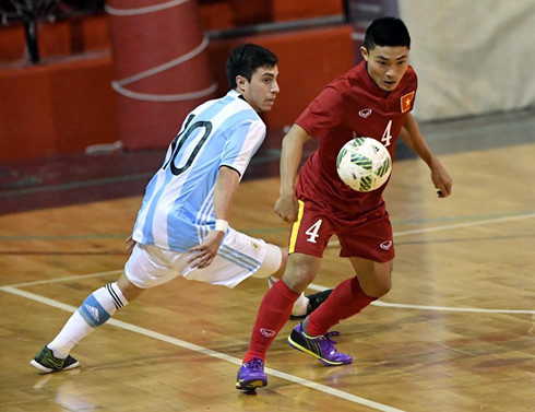 Danh sách chính thức ĐT Futsal Việt Nam dự Futsal World Cup 2016  - Ảnh 1.