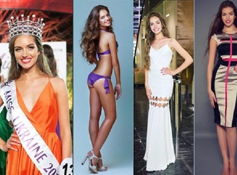 Hoa hậu Ukraine 2016 không biết Thủ tướng nước mình là ai - Ảnh 1.