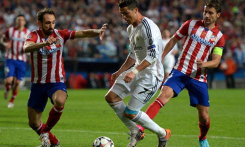 Thể thao 24h: Real cùng Atletico Madrid lãnh án phạt từ FIFA - Ảnh 1.