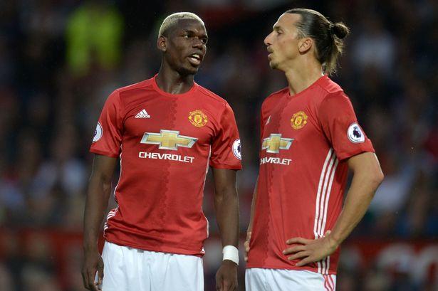 """Pogba và Ibrahimovic """"đẻ trứng vàng"""" cho Man Utd - Ảnh 1."""