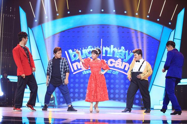 Bước nhảy ngàn cân: Việt Hương đòi làm thiếp của Đàm Vĩnh Hưng - Ảnh 2.