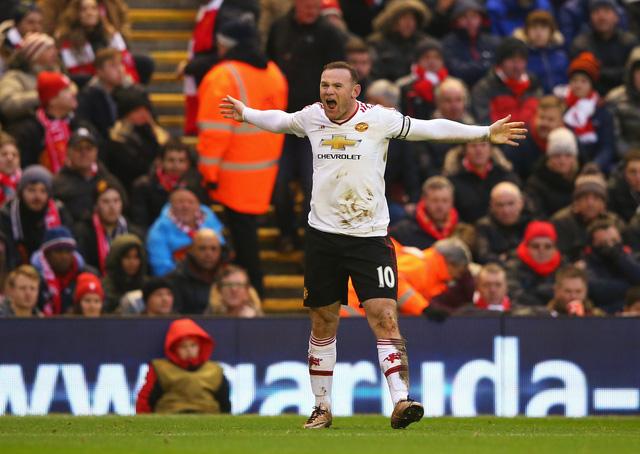Vì sao Mourinho nên sử dụng Rooney ở trận derby nước Anh? - Ảnh 2.