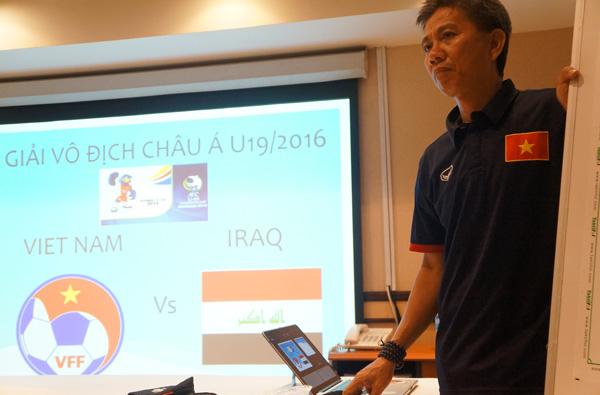 ĐT U19 Việt Nam quyết tâm giành kết quả tốt nhất trước U19 Iraq - Ảnh 3.