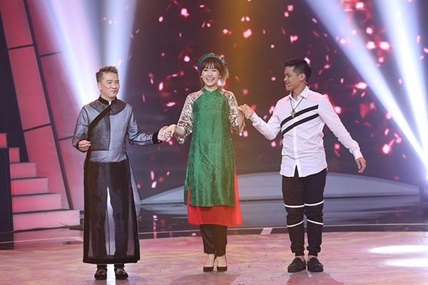 Bước nhảy ngàn cân: Trấn Thành bị Hari Won, Đàm Vĩnh Hưng hợp lực phản công - Ảnh 1.