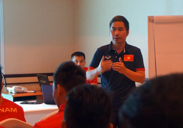 Đại diện AFC và LĐBĐ Bahrain xin lỗi U19 Việt Nam vì nhiều sự cố trước trận tứ kết - Ảnh 1.