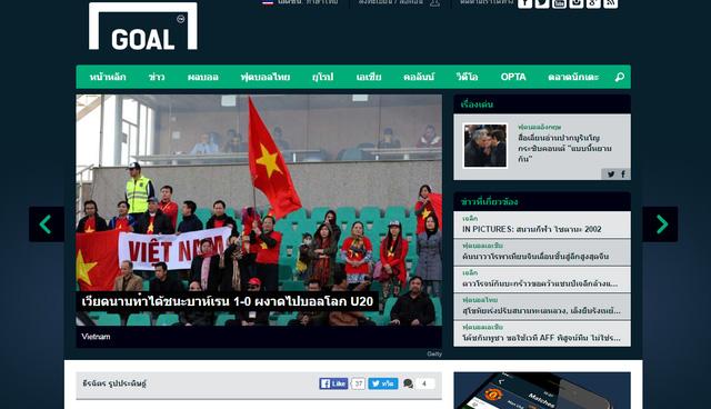Báo chí Thái Lan chung vui với chiến tích lịch sử của U19 Việt Nam - Ảnh 2.