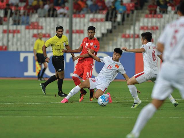 U19 Việt Nam gặp đối thủ nào tại bán kết giải U19 châu Á 2016? - Ảnh 1.
