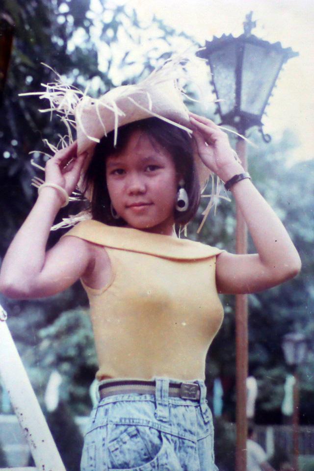 """Ngắm loạt ảnh """"một thời tuổi trẻ"""" của Việt Hương - Ảnh 1."""