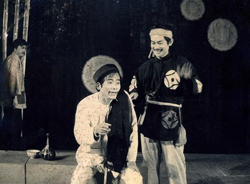 Ảnh hiếm của NSƯT Phạm Bằng trên sân khấu kịch hơn 40 năm trước - Ảnh 2.