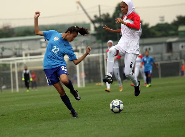 Vòng loại giải U19 nữ châu Á 2017: Ấn Độ chia điểm với Iran trận mở màn - Ảnh 1.
