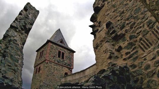 Frankenstein - Lâu đài ma quái nhất nước Đức - Ảnh 2.