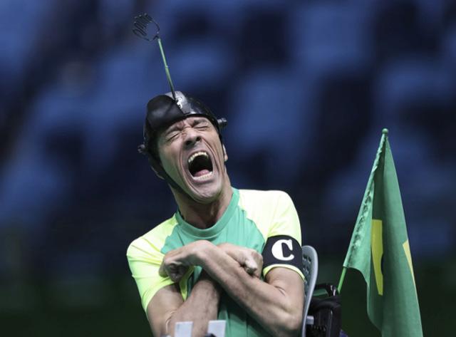 Những khoảnh khắc đắt giá nhất của Paralympic Rio 2016 - Ảnh 10.
