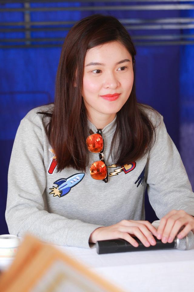 Á hậu Hoàng Oanh, Thuỳ Dung mang trung thu về với trẻ khuyết tật Tây Ninh - Ảnh 11.