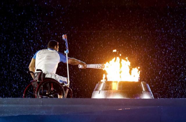 Những khoảnh khắc đắt giá nhất của Paralympic Rio 2016 - Ảnh 11.